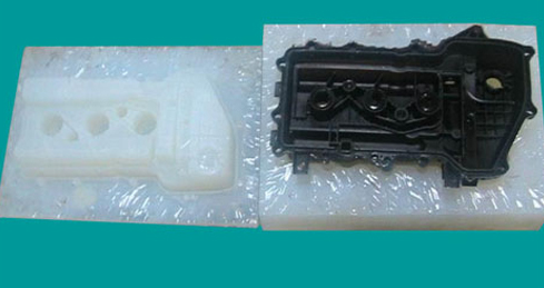 Casting Silicone mold Vacuum Injection Moulding for Marketing Product