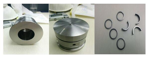 3D Printing Service For DMLS Stainless Steel / Products Polishing